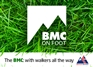 The BMC: with walkers all the way