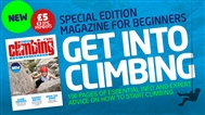 Get into Climbing: new special edition magazine for beginners