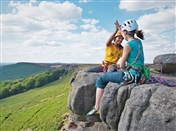 From wall to rock: 8 top tips for new outdoor climbers