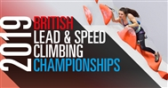 British Lead and Speed Climbing Championships 2019