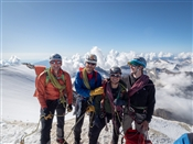 Inspiring the next generation: the BMC Young Alpinist's Meet