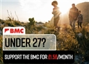 Try the BMC for £1 / month