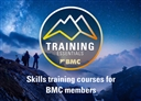 BMC Training Essentials: skills training courses for BMC club members