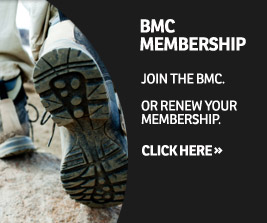 Join the BMC - Walking