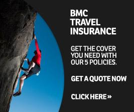 BMC Insurance climbing
